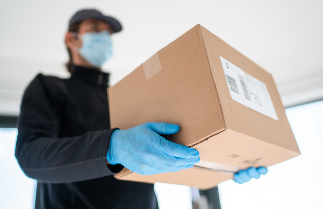 Professional shipping and packaging Online Store